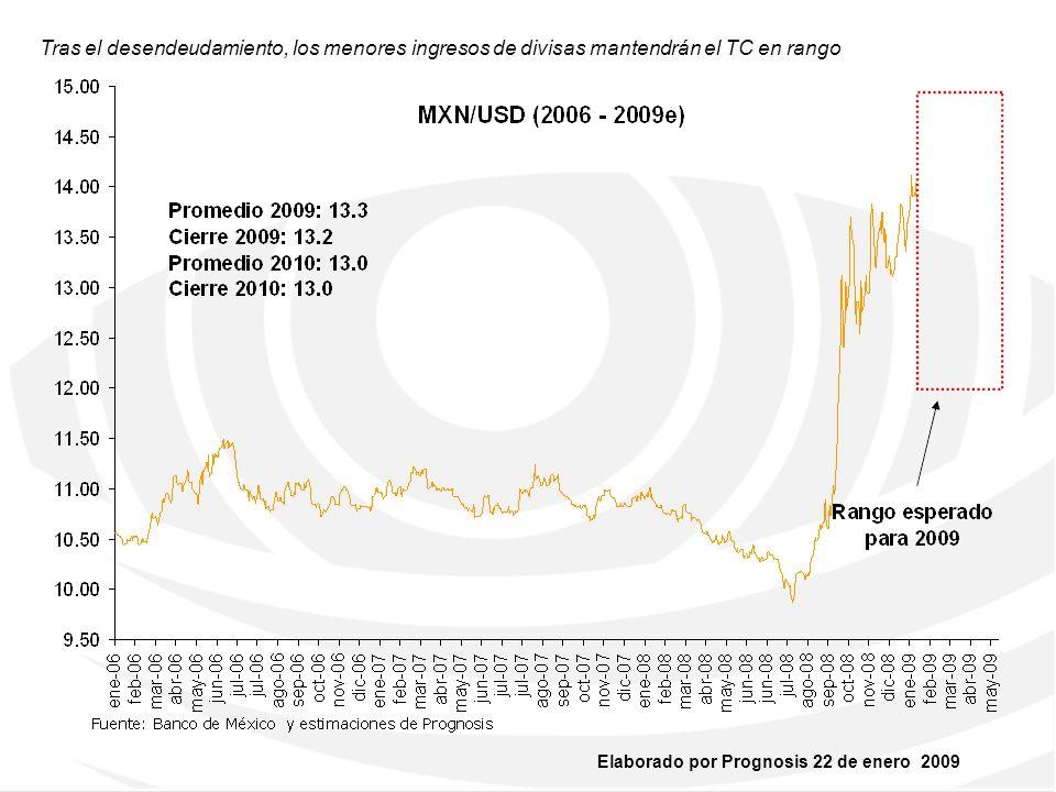 Elaborado por Prognosis 22 de enero 2009
