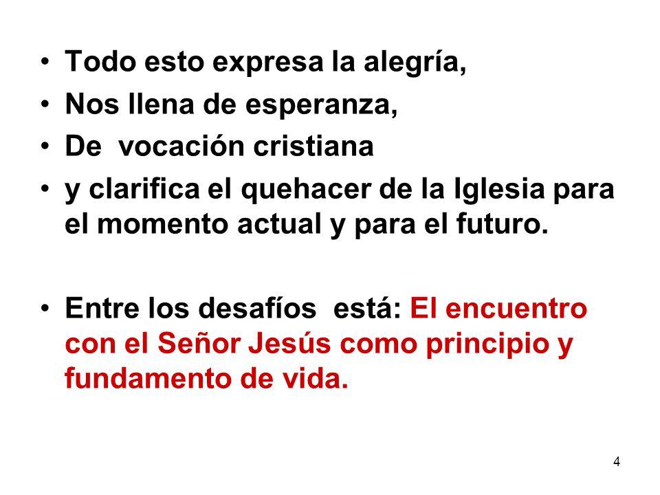 45 III.- PROCESO DE FORMACIÓN Afirmaciones generales sobre la necesidad de formación.