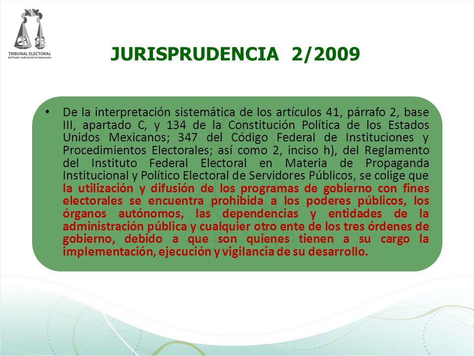 De la interpretación sistemática de los artículos 41, párrafo 2, base III, apartado C, y 134 de la Constitución Política de los Estados Unidos Mexican