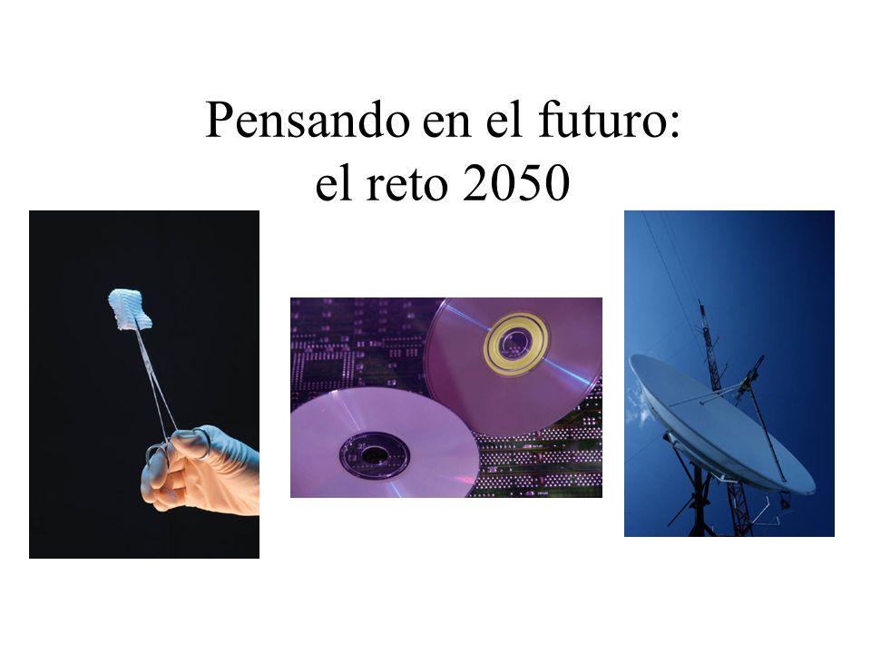 Pensando en el futuro: el reto 2050