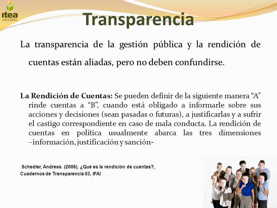 Transparencia a nivel mundial Más de cien países cuentan con una ley de transparencia.