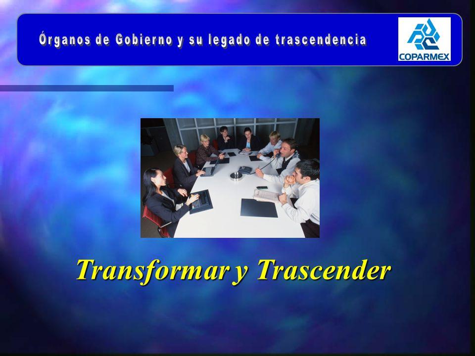 Transformar y Trascender