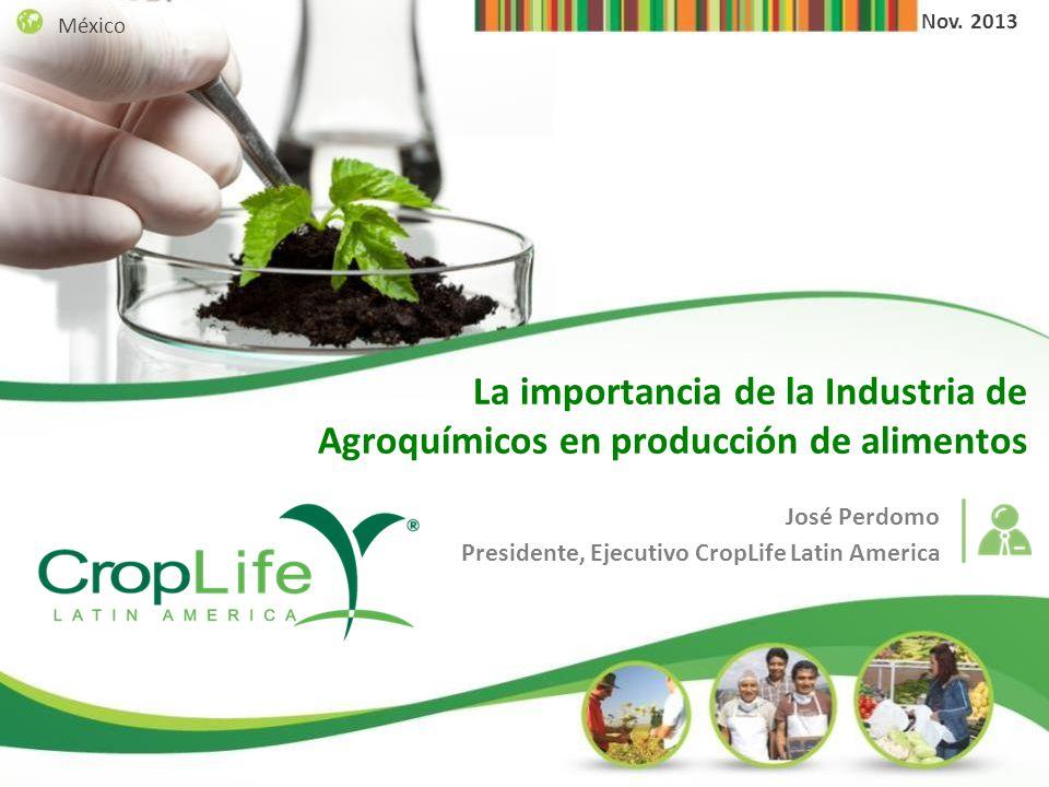 Contenido Retos para la agricultura – los conocemos todos.