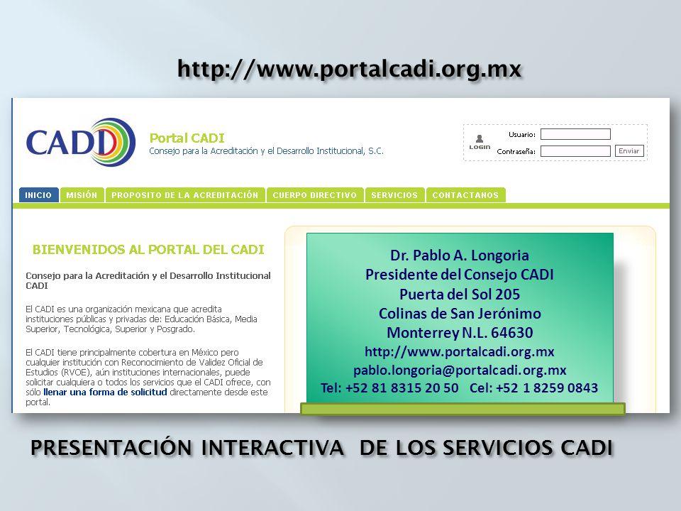 Dr. Pablo A.