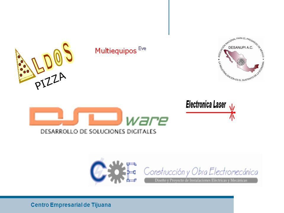 Centro Empresarial de Tijuana PIZZA Actividades y Casos de éxito
