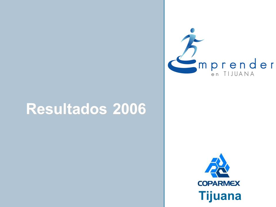Centro Empresarial de Tijuana Tijuana Resultados 2006