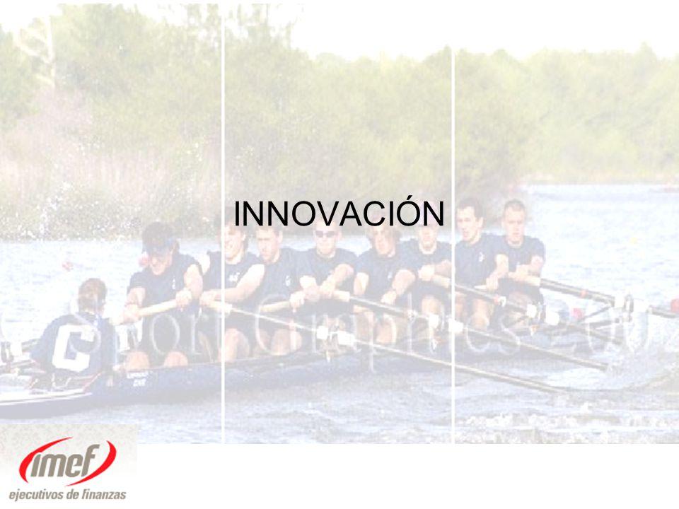 ¿Qué NO es la Innovación.