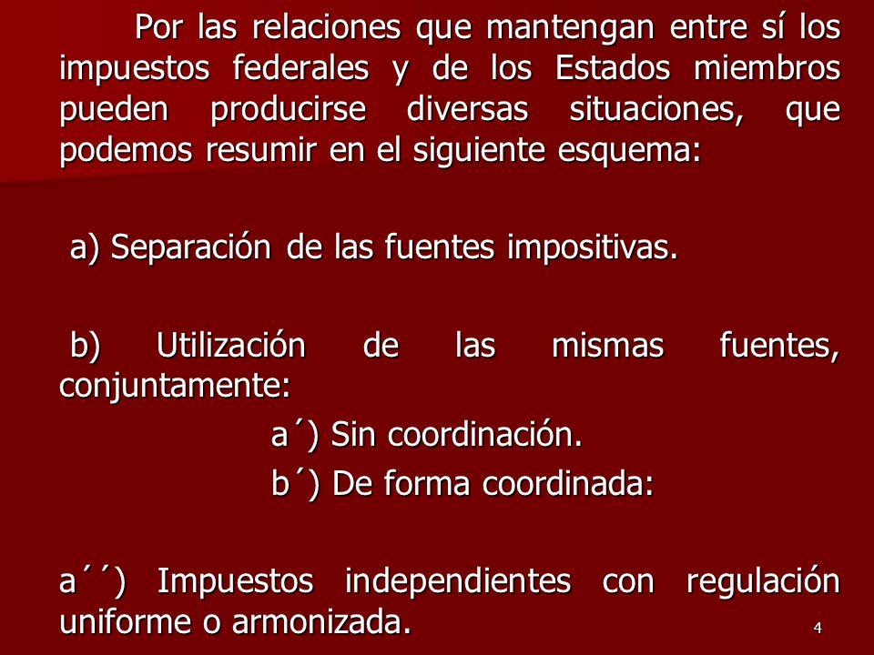 55 b´´) Impuestos relacionados: a´´´) >.a´´´) >. b´´´) Deducción de la base.
