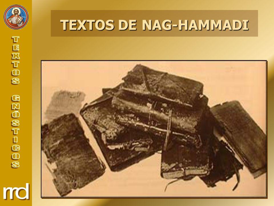 TEXTOS DE NAG-HAMMADI