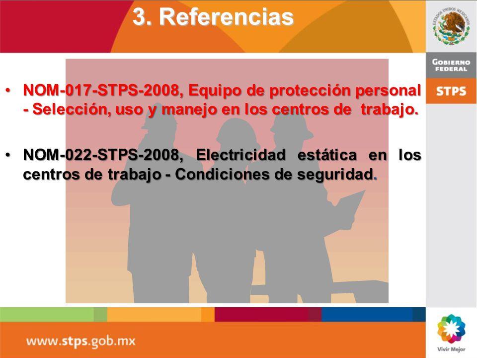 2. Campo de aplicación La presente Norma rige en todo el territorio nacional y aplica en todos los centros de trabajo.