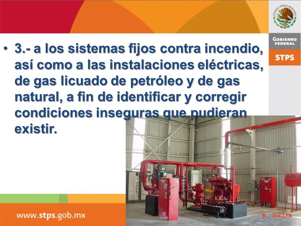 Refuerza las medidas técnico- administrativas para la prevención y protección contra incendios y establece la obligación de elaborar programas anuales