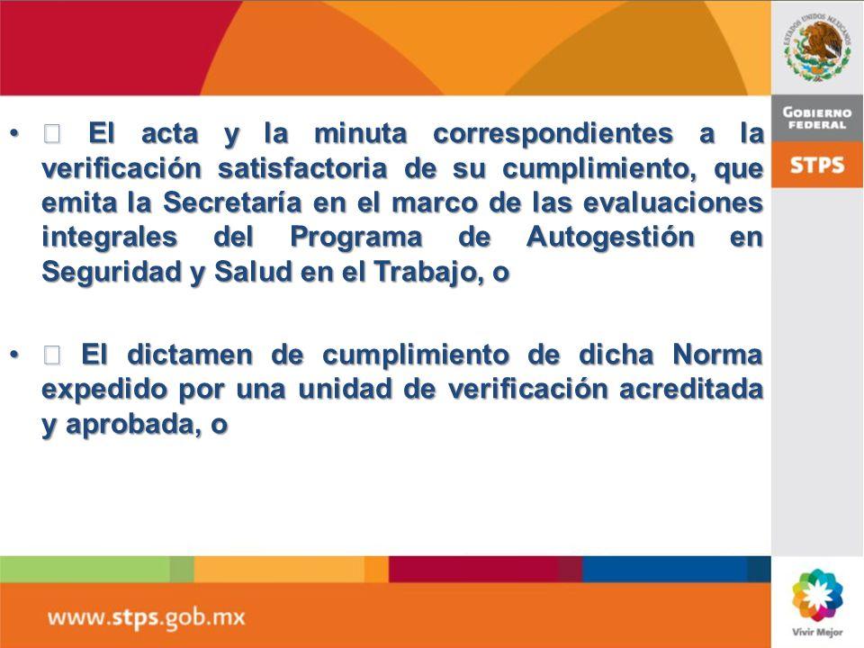 Transitorios Entrada en vigor: 9 de junio de 2011 Queda sin efectos NOM-020-STPS-2000 Los centros de trabajo clasificados con riesgo de incendio alto,