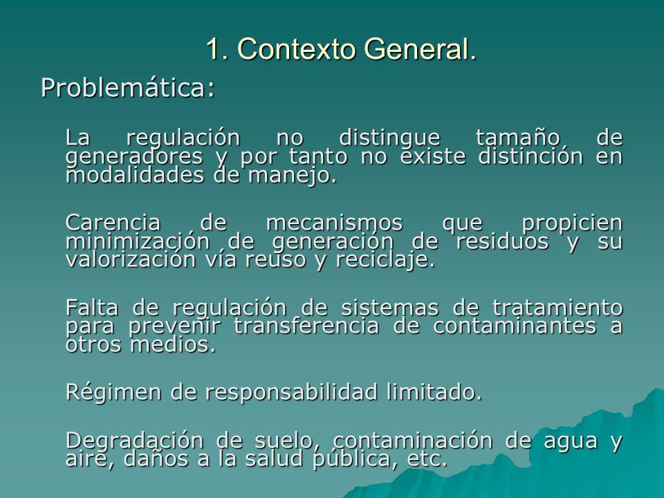 1.Contexto General.