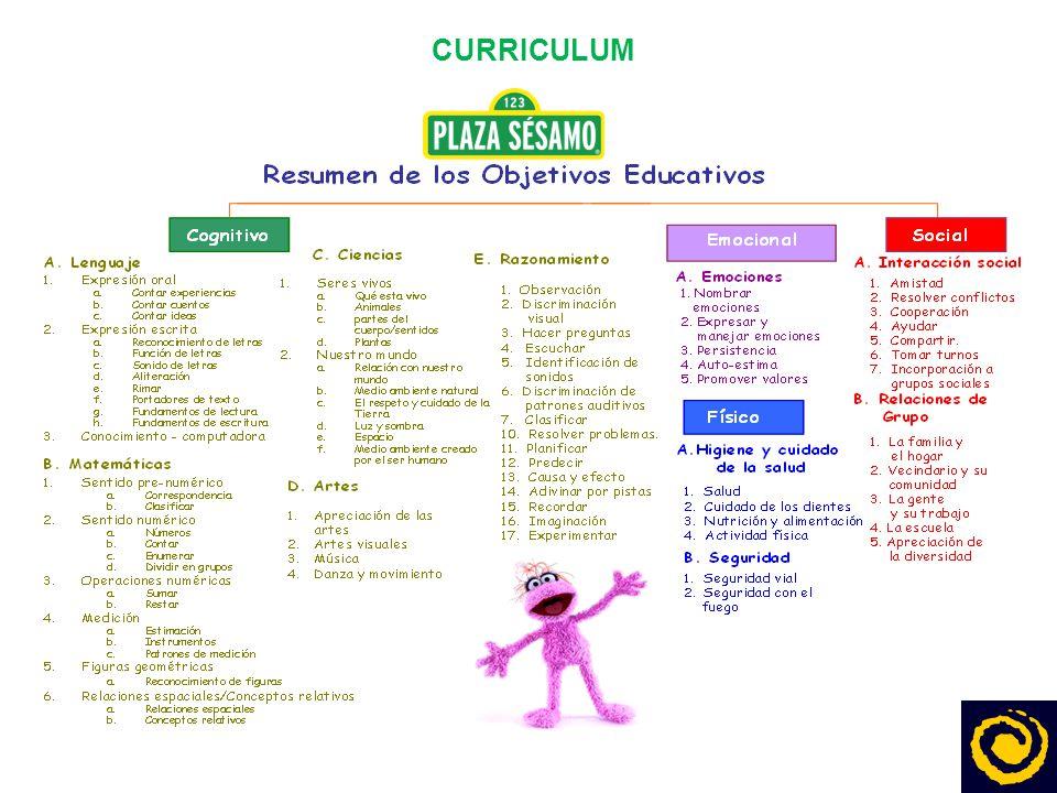 5 CURRICULUM