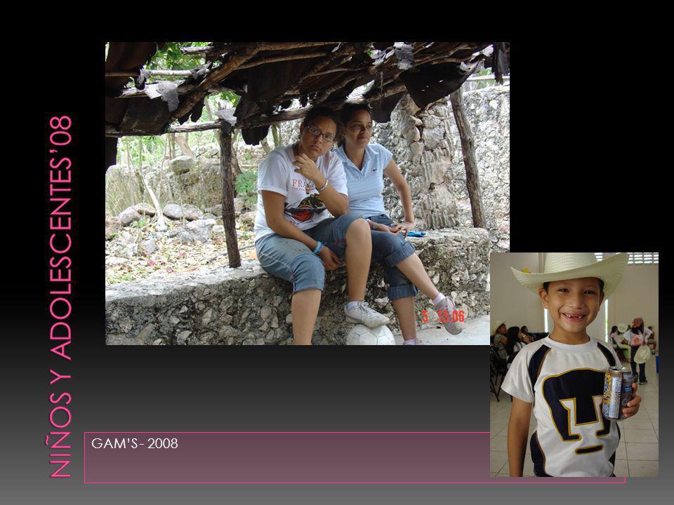 GAMS - 2008