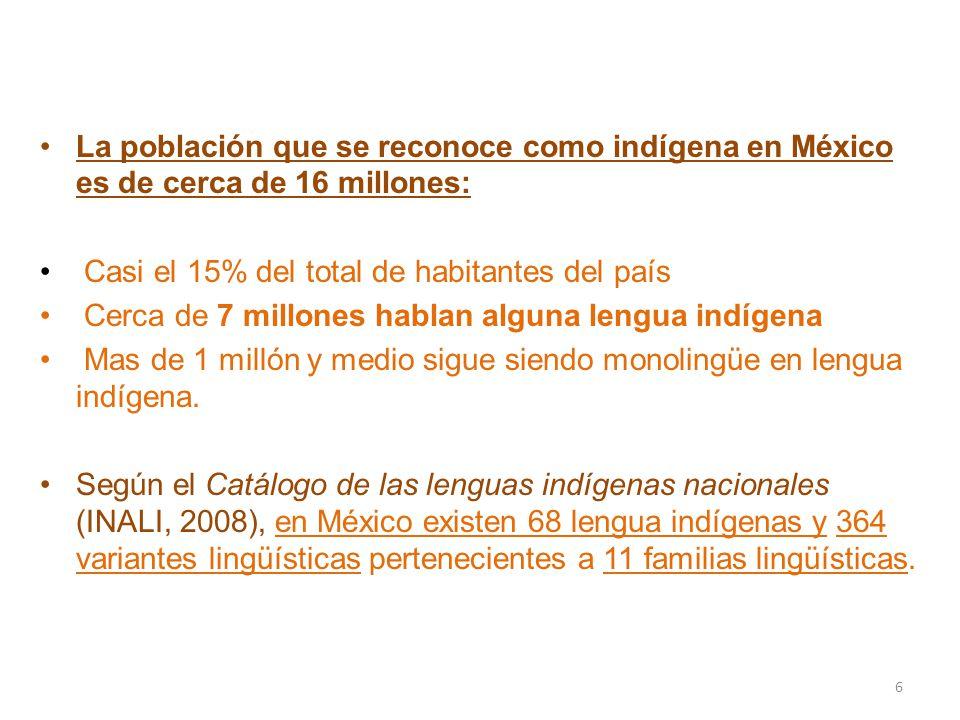 ¿Cómo se ha entendido la realidad diversa de México.