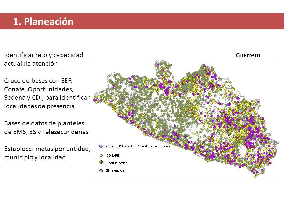 Localidades indígenas 5.