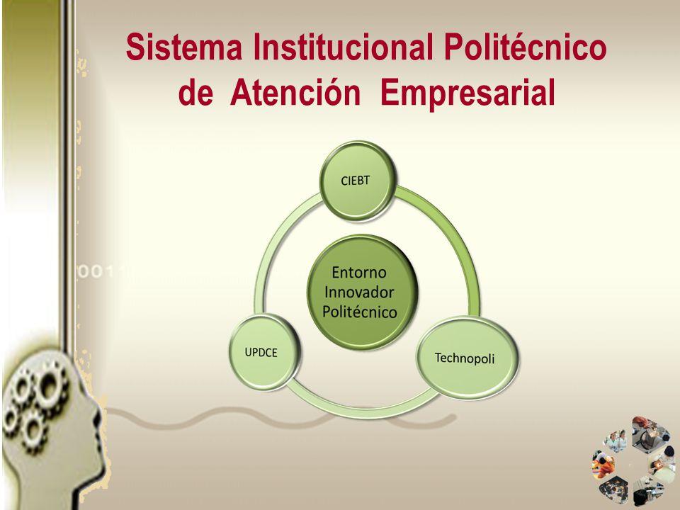 Sistema Institucional Politécnico de Atención Empresarial