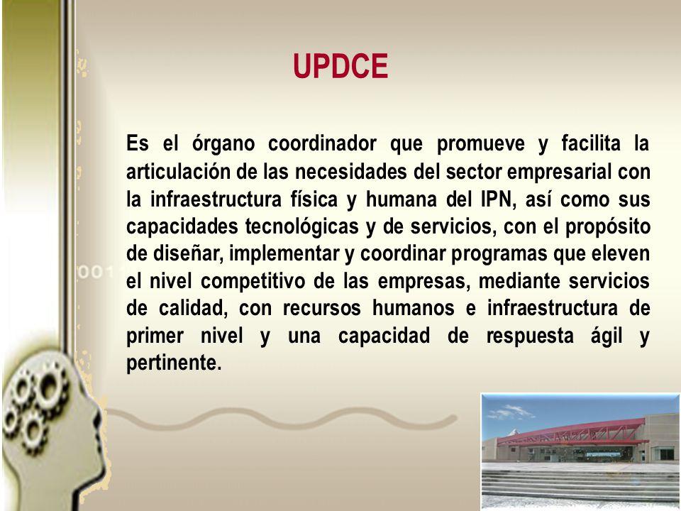 Es el órgano coordinador que promueve y facilita la articulación de las necesidades del sector empresarial con la infraestructura física y humana del