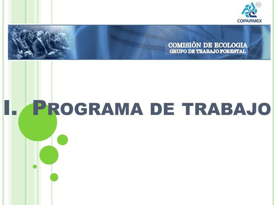 1.Promover la participación de las empresas en la forestación, reforestación y demás actividades relacionadas.