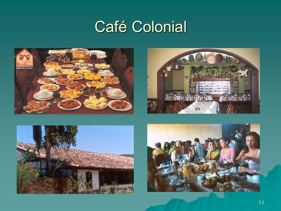 11 Café Colonial