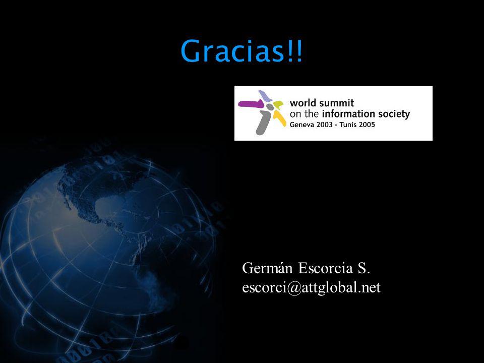 Gracias!! Germán Escorcia S. escorci@attglobal.net