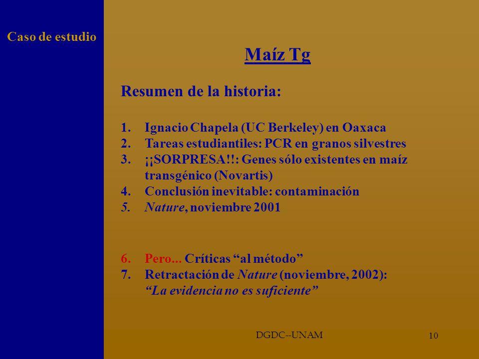 9 Agenda temática ¿Quién la dicta Agenda propia Trincheras en la redacción Estrategia DGDC--UNAM