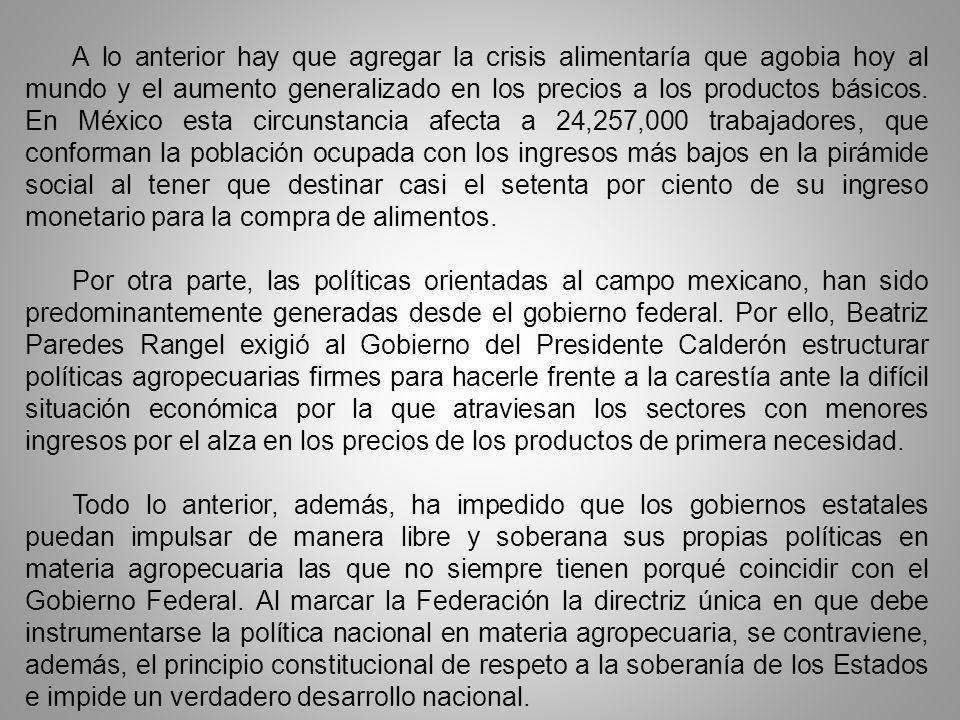 Me pregunto, como es posible que a los estados se les de un trato igual y no me refiero a la cantidad de presupuesto que se destina a cada uno, sino a las condiciones climatológicas, orográficas, ecológicas y socioeconómicas que refleja cada una de estas entidades por ejemplo: si hablamos de estado de Chiapas, la precipitación pluvial es superior a los 700mm anuales y en el estado de Coahuila oscila entre los 250mm anuales, dónde los mayores desastres naturales guardan una gran diferencia, en el primer estado, son inundaciones y en el segundo son sequías frecuentes y cíclicas.