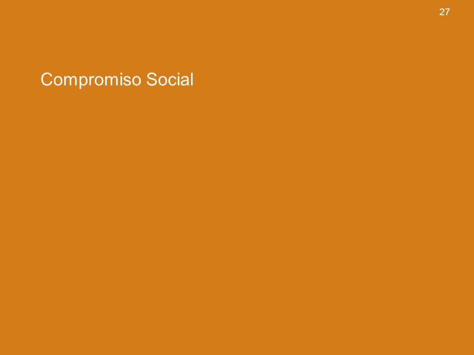 27 Compromiso Social