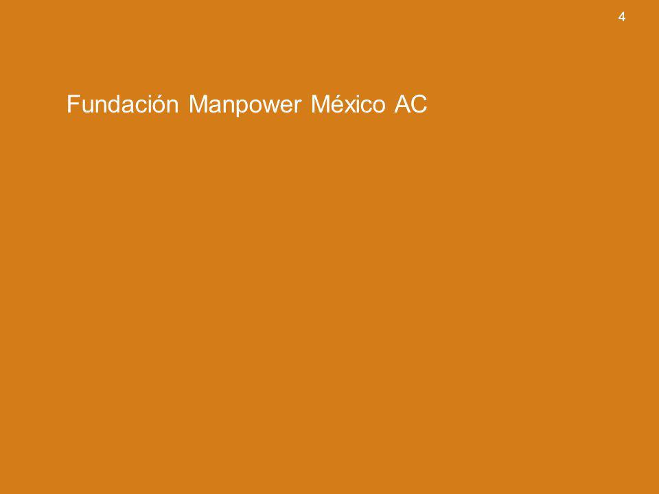 45 Medio Ambiente Manpower MeCARD apoya la aplicación de un criterio de precaución y respeto de los problemas ambientales.