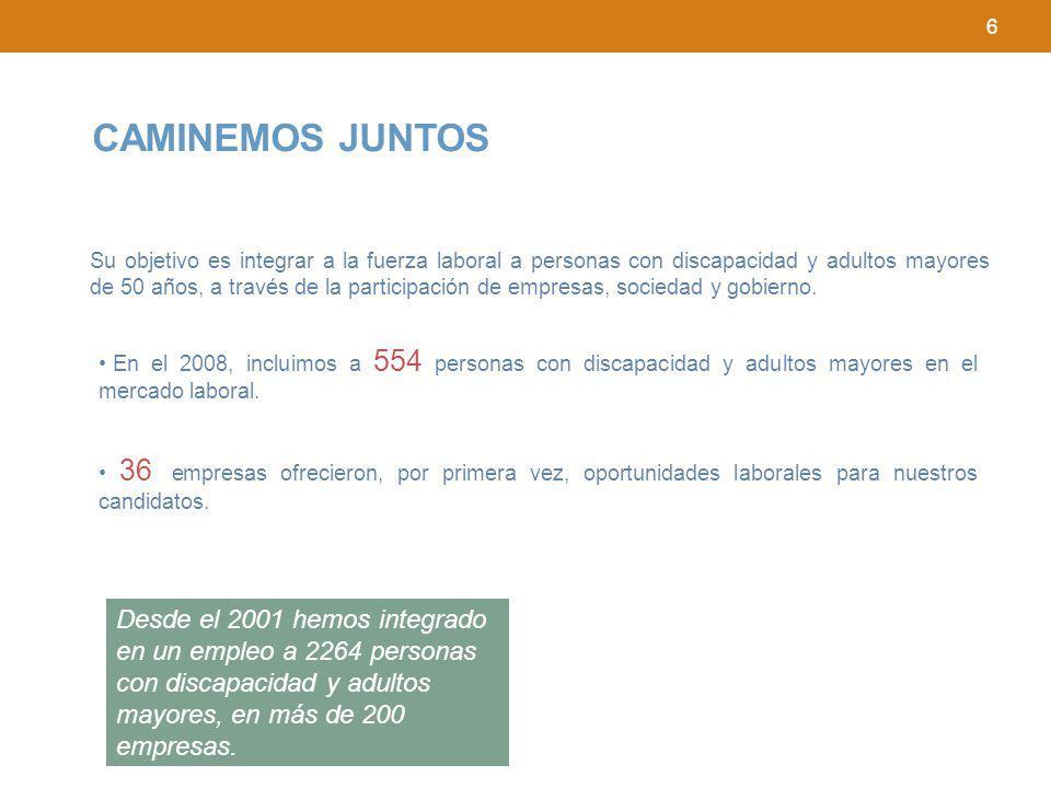 17 EMPRESA COMPROMETIDA CON LA EDUCACIÓN Su objetivo es fomentar que las Empresas Socialmente Responsables se interesen en facilitar a sus empleados la posibilidad de cursar la Educación Básica (primaria y secundaria) a través de nuestras alianzas con el Instituto Nacional para la Educación de los Adultos (INEA) y el Bachillerato en línea por medio de un acuerdo con el Instituto Tecnológico y de Estudios Superiores de Monterrey (ITESM).