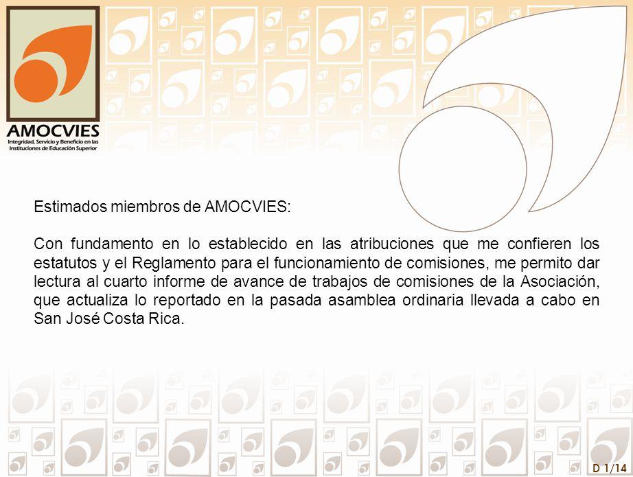 Comisión de vigilancia Se recibió el informe de actividades que presenta un dictamen favorable de la situación financiera de la Asociación al 31 de diciembre de 2008 y al 31 de diciembre de 2007.