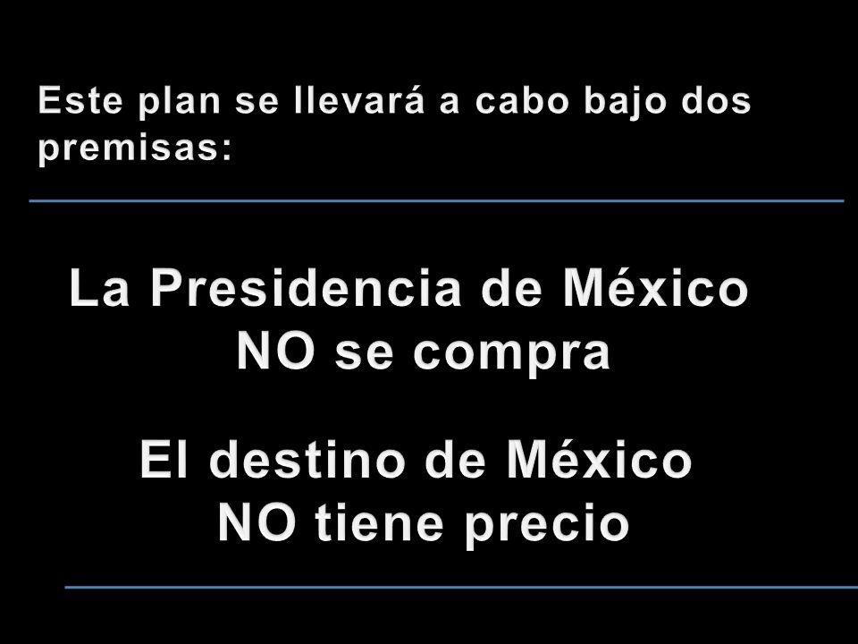 Mensaje final: Hacemos un llamado a la participación en este Plan de Defensa y la Democracia de la Dignidad de México, a militantes y simpatizantes de los partidos del Movimiento Progresista (PRD, PT y Movimiento Ciudadano) Convocamos a todos los mexicanos, que incluso sin militar en algún partido, son partidarios de la legalidad, de la democracia, de la justicia y quieren una patria nueva.