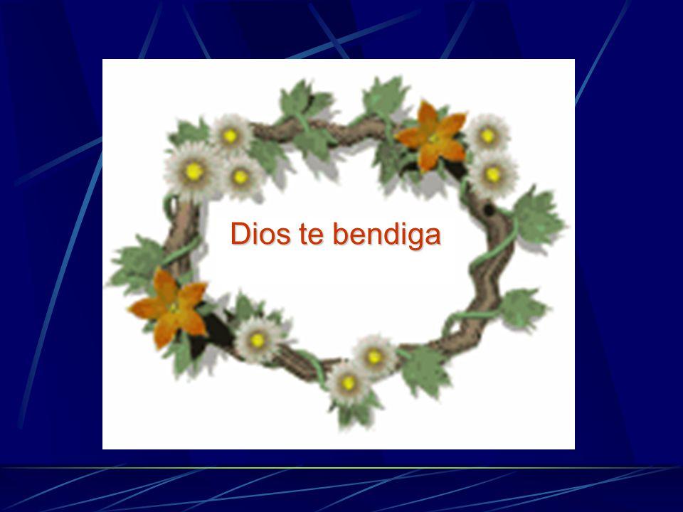 God Bless You Dios te bendiga