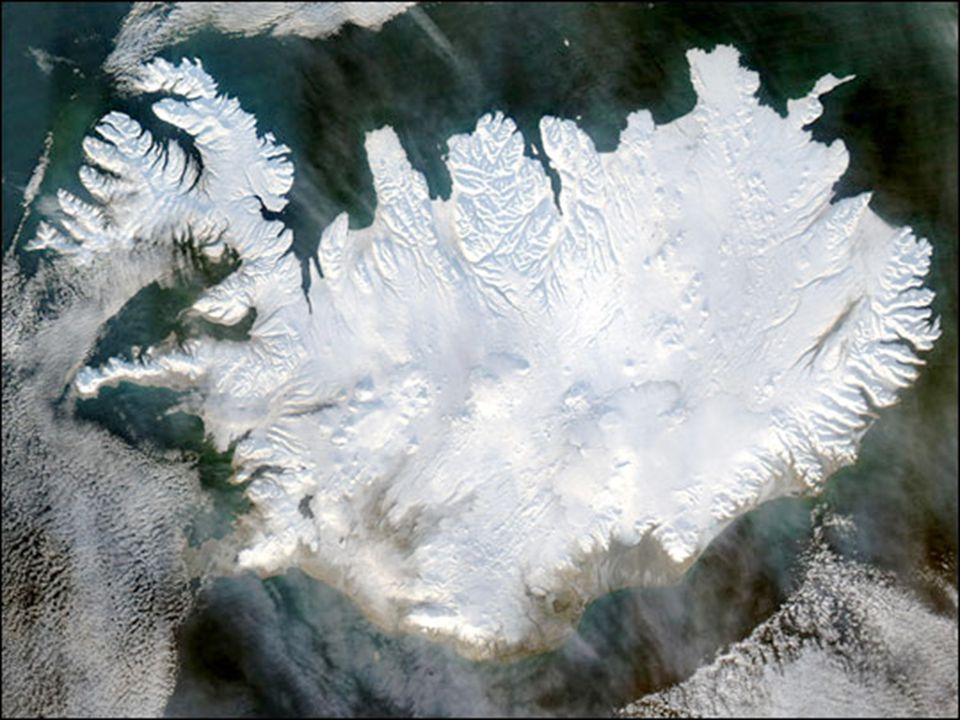 Islandia, blanca y suave…