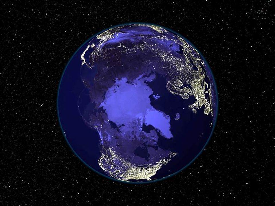 Esta Tierra nuestra, sumergida en la oscuridad del universo es sencillamente encantadora…