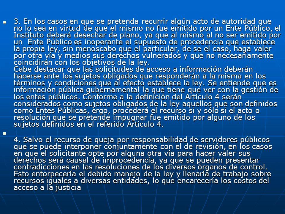 Artículo 74 El establecimiento de la definitividad de las resoluciones del Instituto implica el que sólo proceda el Juicio de Garantías contra las mismas.