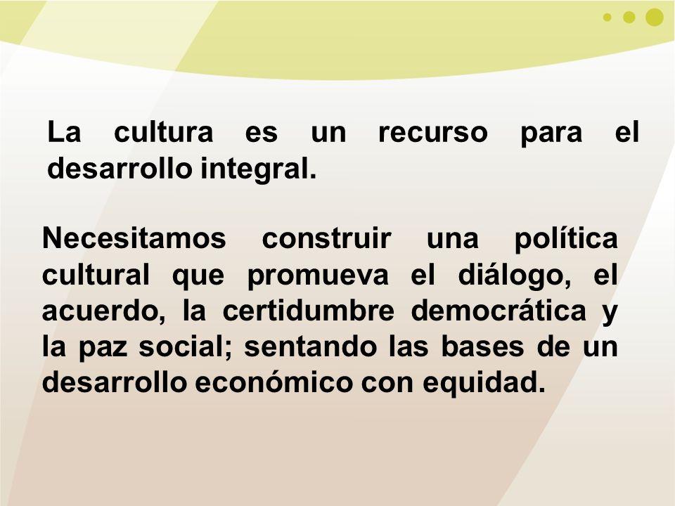 Retos: Reconocer expresamente los derechos culturales en la Constitución.