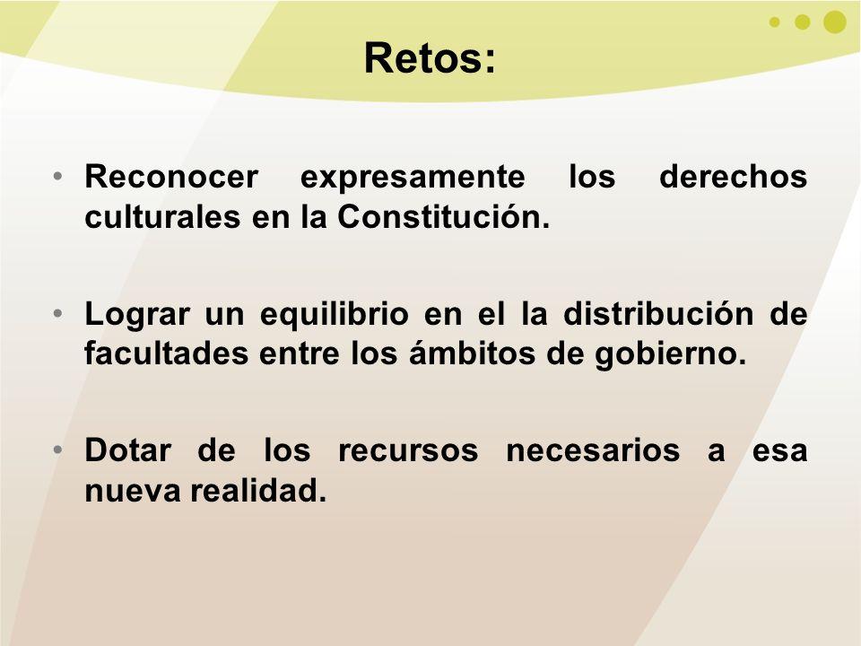 La cultura reestructura el tejido social desde lo propio y promueve un desarrollo sustentable, autodeterminado e integral.
