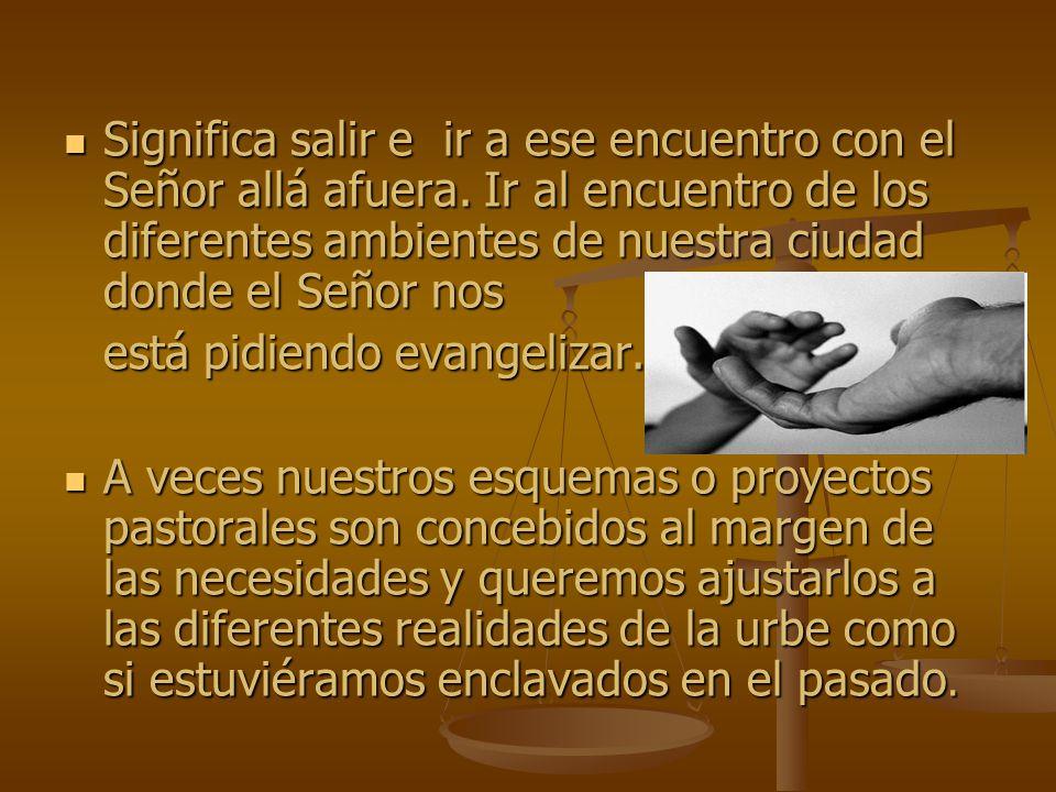 Se necesita una pastoral de encarnación, que implica el diálogo, el testimonio y la inculturación en una sociedad pluricultural.