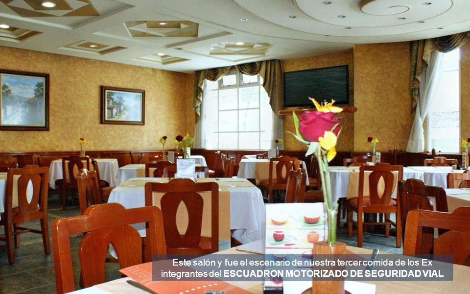 El flamante loby del Hotel Escandón en Martí esq.Agricultura D.F.