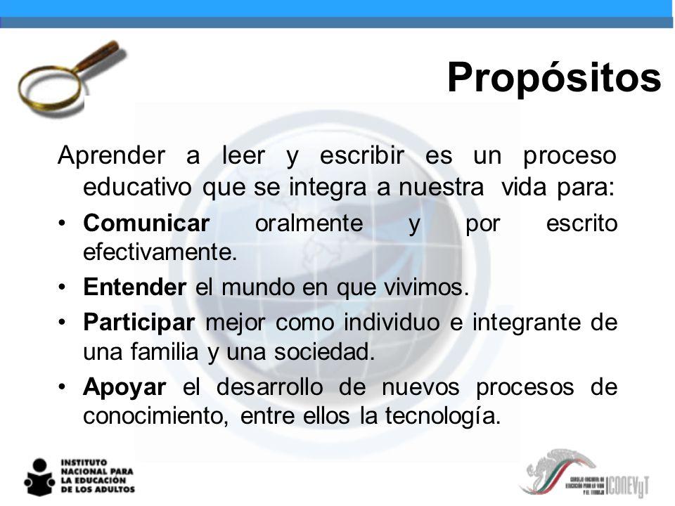 Objetivos Entender párrafos y textos pequeños en documentos de interés.