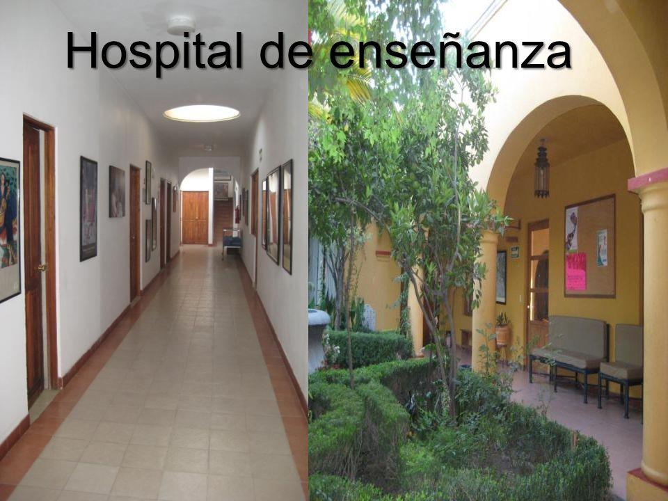 Hospital de enseñanza