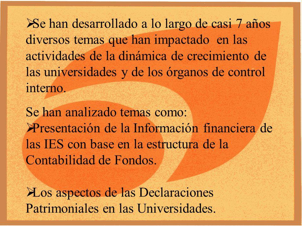 Los aspectos fiscales de las Universidades.