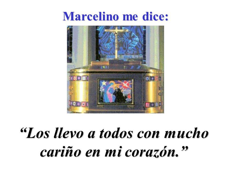 (Carta 034; al Rey Luis Felipe, el 28 de enero de 1834) Les dí el nombre de Hermanitos de María, muy convencido de que ese solo nombre atraería gran número de candidatos.