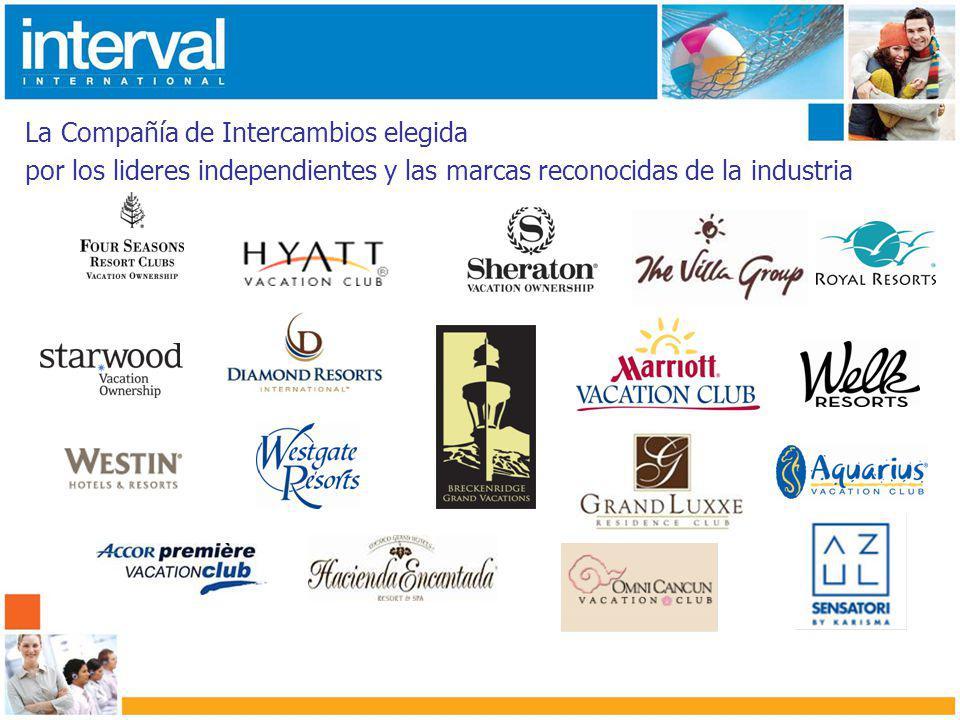 La Compañía de Intercambios elegida por los lideres independientes y las marcas reconocidas de la industria