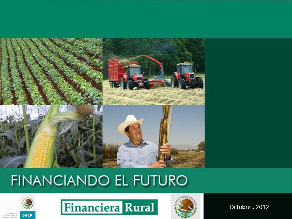 INICIO PROG PROD ESTRAT Octubre, 2012