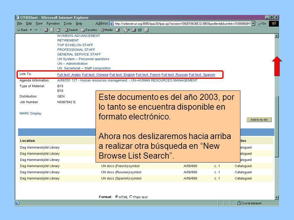 Este documento es del año 2003, por lo tanto se encuentra disponible en formato electrónico.