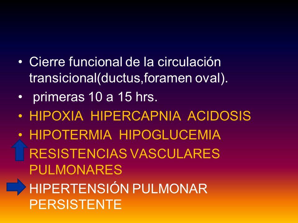 Historia prenatal Complicaciones relacionadas con la edad gestacional: Hemorragia intraventricular.