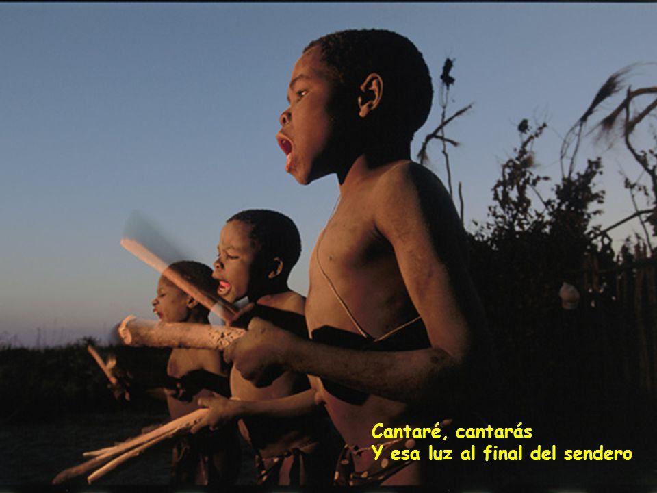 Angola Angola Amigo (amigo), amigo (amigo) Hay tanto por hacer Cuenta conmigo
